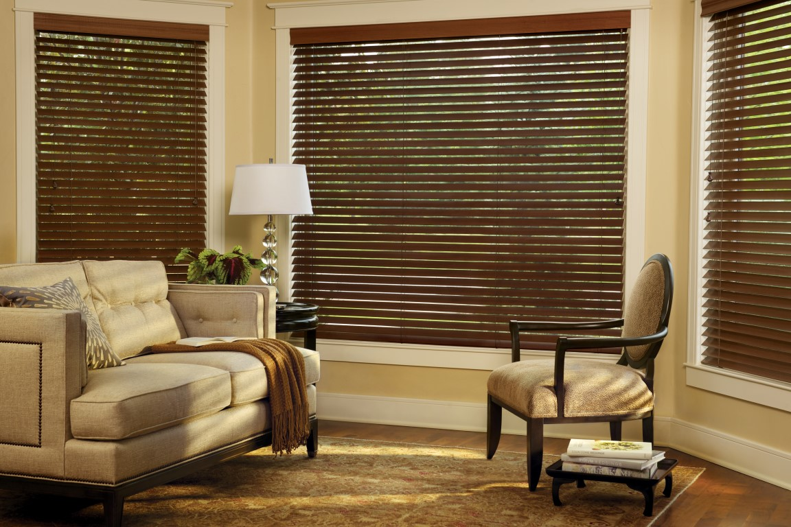 plantation actual common darkening room in white wood pd cordless blinds faux shop levolor x